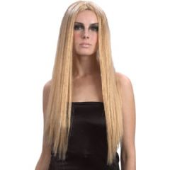 Classic Long Blonde Wig